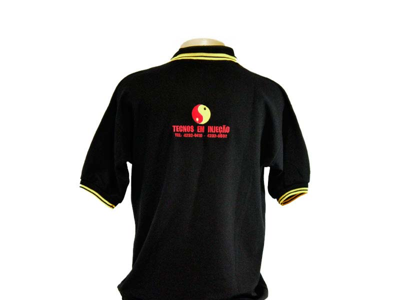 Camisa polo personalizada sp
