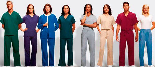Camisetas para uniformes