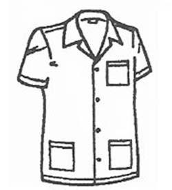 Modelos de uniformes profissionais