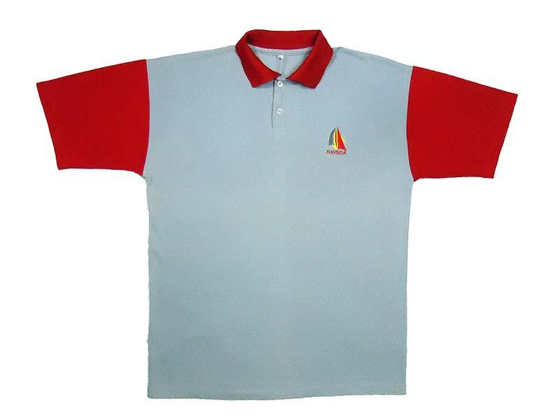 Camisa polo personalizada sp - Contato Work 239250f6fb474